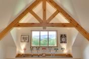 Ferme de toit décoratif