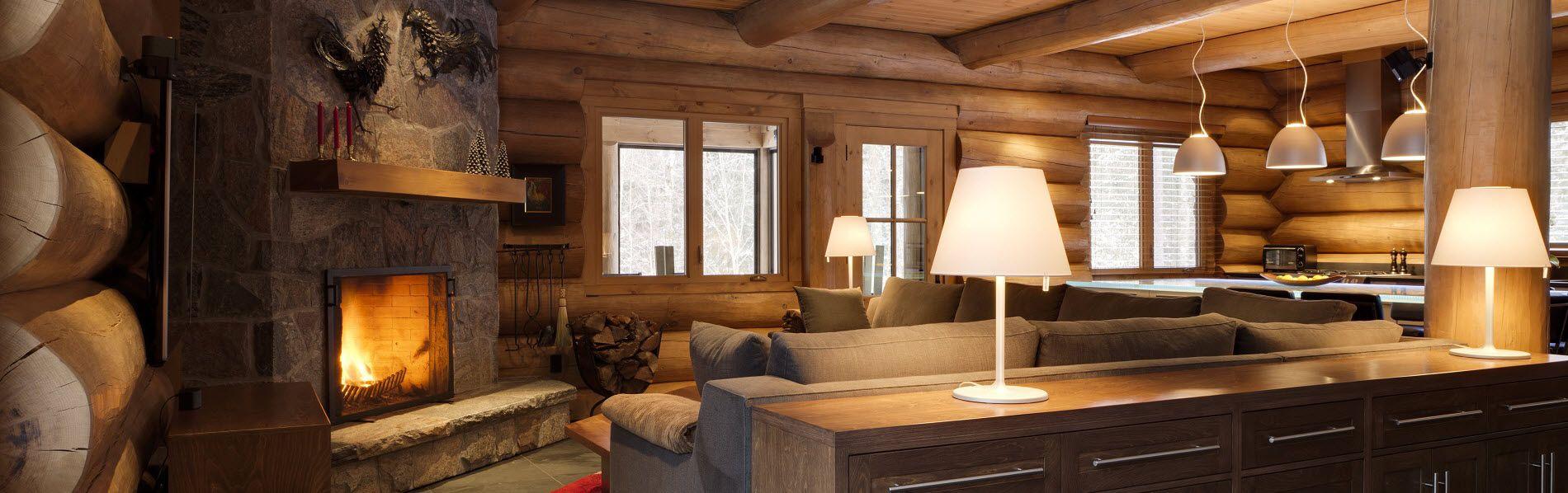 harkins 5 cover maison en bois rond
