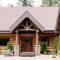 Notre top 5 – Maisons de bois rond de rêve / Our Top 5 – Log Dream Homes