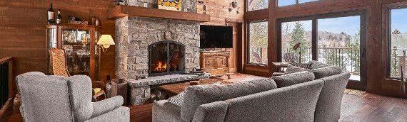 5 idées pour rendre votre maison de bois rond unique!