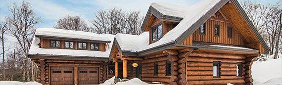 Les maisons de bois rond Harkins; guide pratique!